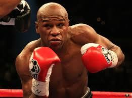 Floyd the Undefeated Boxer Bringing it Back OG Style